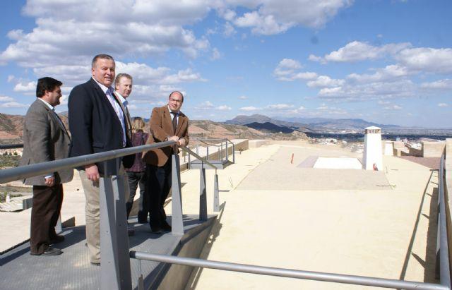 El Castillo de Nogalte de Puerto Lumbreras será sede de una de las pruebas selectivas del Cante de las Minas 2011 - 2, Foto 2