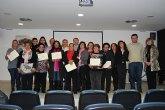 Política Social financia un curso de auxiliar en educación infantil que forma a 15 mujeres de Fuente Álamo en riesgo de exclusión social