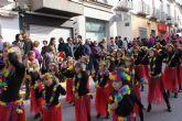 Puerto Lumbreras clausura su Carnaval 2011 con un Desfile de Disfraces y la Fiesta de Carnaval Infantil