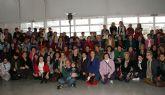 Más de 200 mujeres lumbrerenses participaron en una jornada de convivencia en el Cabezo la Jara con motivo de la 'Semana de la Mujer'