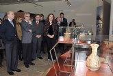 Valcárcel inaugura el Museo de Archena que recoge el legado histórico de la localidad en un edificio en perfecta armonía con el Segura