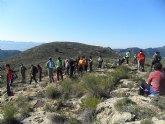 El pasado domingo 13 de Marzo, el club senderista de Totana, organizó una nueva actividad en el entorno de los huertos de Totana
