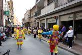 Mucho público congregó el desfile de Carnaval de Piñata el pasado domingo por la tarde