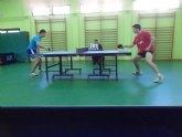 Tenis de mesa. División de honor autonómica. Victoria del Cade Totana en Mula