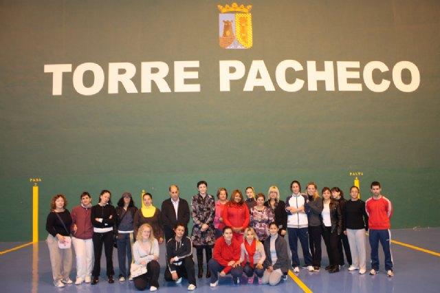 Comienza un taller de defensa para mujeres en Torre-Pacheco - 1, Foto 1