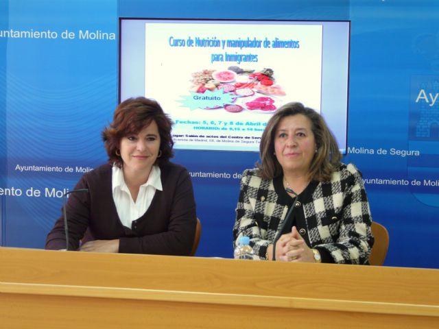 Curso de Formación Nutricional y Manipulación de Alimentos para Inmigrantes - 1, Foto 1