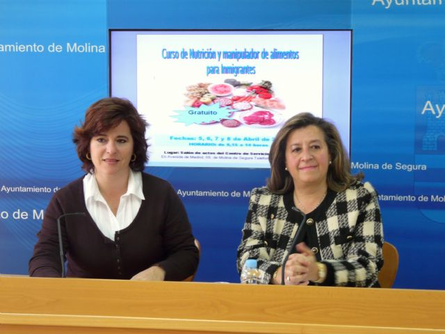 Curso de Formación Nutricional y Manipulación de Alimentos para Inmigrantes - 2, Foto 2