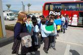 Los escolares torreños finalizan la campaña de reciclaje visitando el Ecoparque Municipal