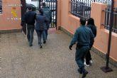 La Guardia Civil desarticula, en San Pedro del Pinatar, un grupo delictivo dedicado a cometer estafas a entidades bancarias