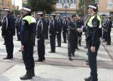 La Policía Local de San Pedro del Pinatar celebra el día de su patrón
