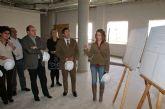 Las obras del nuevo Museo y Centro Folklórico 'Virgen del Rosario' en su recta final