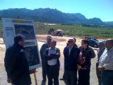 El Gobierno de España invierte 8 millones de euros en llevar el agua del Tajo a los regantes de Pliego