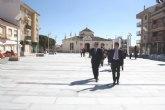 La Comunidad finaliza las obras de renovación de dos céntricas plazas en Torre Pacheco