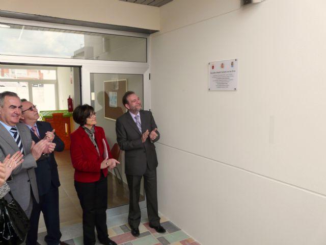 Inaugurada la nueva Escuela Infantil Cañada de las Eras de Molina de Segura - 1, Foto 1