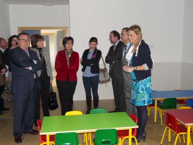 Inaugurada la nueva Escuela Infantil Cañada de las Eras de Molina de Segura - 3, Foto 3