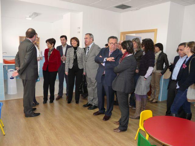 Inaugurada la nueva Escuela Infantil Cañada de las Eras de Molina de Segura - 4, Foto 4