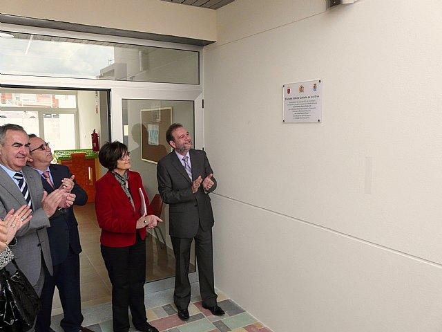 Sotoca inaugura una nueva Escuela Infantil en Cañada de las Eras de Molina de Segura, que iniciará su actividad el próximo curso - 1, Foto 1