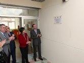 Sotoca inaugura una nueva Escuela Infantil en Cañada de las Eras de Molina de Segura, que iniciará su actividad el próximo curso