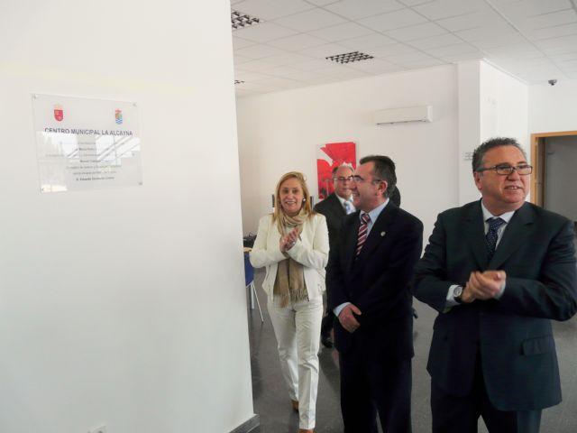 El nuevo Centro Municipal La Alcayna de Molina de Segura dará servicio a unos 12.000 ciudadanos - 1, Foto 1