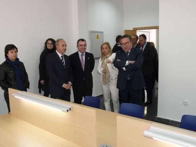 El nuevo Centro Municipal La Alcayna de Molina de Segura dará servicio a unos 12.000 ciudadanos - 3, Foto 3