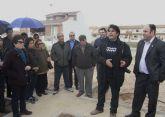 Medio centenar de pinatarenses gestionarán huertos ecológicos urbanos cedidos por el Ayuntamiento