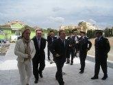 El nuevo cuartel de la Policía de Molina de Segura en La Alcayna dará cobertura a 12.000 ciudadanos