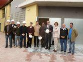 El Plan E permite la rehabilitación del centro cívico de Santiago de La Ribera