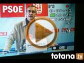 El PSOE exige a Ballesta la aprobación inmediata del Plan General referida al casco urbano de Totana