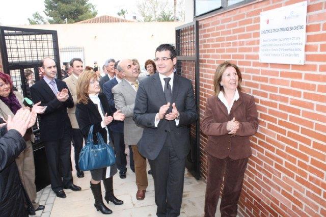 Se inaugura la remodelación del Consultorio de San Cayetano en Torre-Pacheco - 2, Foto 2