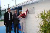 El polideportivo de San Javier cuenta con un nuevo pabellón de 2000 metros cuadrados