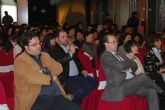El concejal de Participación Ciudadana asiste a la presentación de la última publicación de Antonio García Trevijano