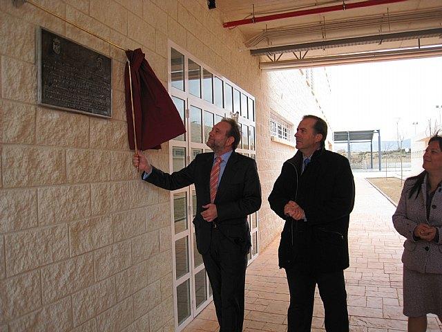 Educación invierte más de 3 millones de euros en el tercer colegio de Fortuna - 1, Foto 1