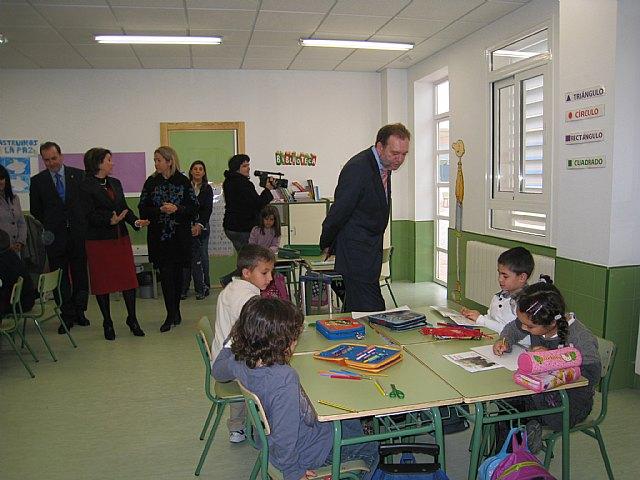 Educación invierte más de 3 millones de euros en el tercer colegio de Fortuna - 2, Foto 2