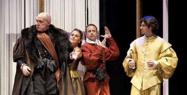 Carmen Morales y Patxi Freytez protagonizan el clásico EL GALÁN FANTASMA en el Teatro Villa de Molina el viernes 25 de marzo - 1, Foto 1