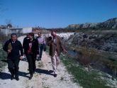 La CHS mejora el paso sobre la rambla de Los Barrancos de Albudeite