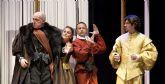 Carmen Morales y Patxi Freytez protagonizan el clásico EL GALÁN FANTASMA en el Teatro Villa de Molina el viernes 25 de marzo