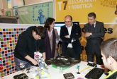 Inaugurada la XI edición de la Feria de Nuevas Tecnologías SICARM en Puerto Lumbreras