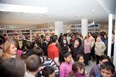 Puerto de Mazarr�n abre las puertas a una nueva biblioteca
