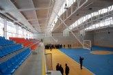 Las Torres de Cotillas completa su oferta deportiva con un nuevo pabellón, una piscina climatizada, y seis pistas de tenis y pádel