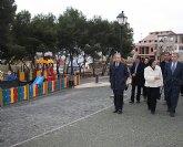 """La Comunidad recupera la masa arbórea de pino carrasco en el parque de """"Los Pinos"""" de Pliego"""