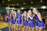 Más de 500 participantes en la XXXI Competición Escolar Conjuntos de Gimnasia Rítmica Deportiva