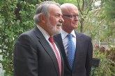 Mayor Oreja invitado de honor en el acto oficial de presentación de Domingo Coronado en las próximas elecciones a la Alcadía de Las Torres de Cotillas