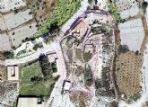 Obras Públicas proyecta la rehabilitación de las casas cueva del barrio de la Cruz de Albudeite y la creación de zonas verdes