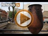 La Avenida Rambla de La Santa se convierte en el escenario de promoción de la artesanía de Totana