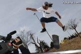 Los amantes del monopatín disponen de una nueva zona de Skatepark en la urbanización La Ramblica