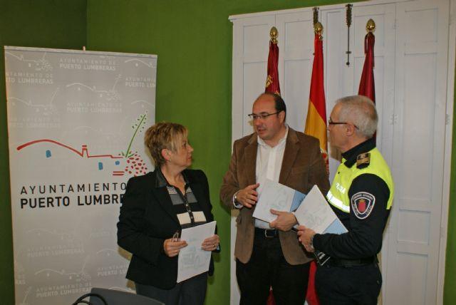 La Policía Local de Puerto Lumbreras incrementó en más del 80% de los servicios de seguridad ciudadana en 2010 - 2, Foto 2
