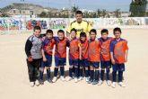 Resultados de la vigésima jornada de la XVIII Liga Local de futbol base