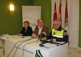 La Policía Local de Puerto Lumbreras incrementó en más del 80% de los servicios de seguridad ciudadana en 2010