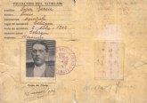 El ceheginero Lucio López obtuvo el carnet de conducir número 1 de la Región de Murcia