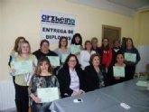 Clausurado el curso 'Información y Orientación sobre las demencias' de la Concejalía de Salud Pública